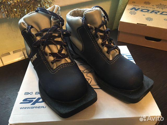Лыжные ботинки детские - Личные вещи, Товары для детей и игрушки ... df6ae74dfcb