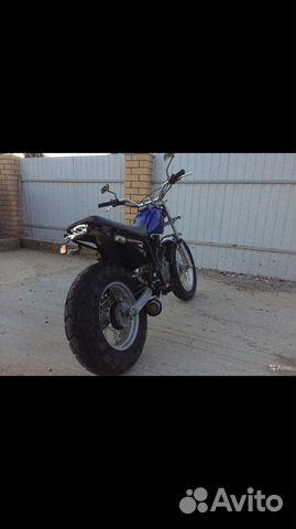 Yamaha TW 200 купить 2