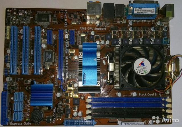 Asus M4A77D Treiber Windows 7