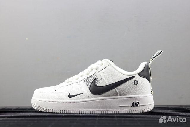 ca55ed5f Кроссовки Женские Nike Air Force 1 07 LV8 White | Festima.Ru ...