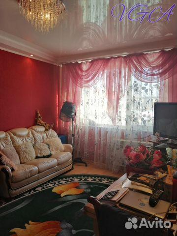 Продается четырехкомнатная квартира за 7 000 000 рублей. Нижневартовск, Ханты-Мансийский автономный округ, улица Ленина, 38.