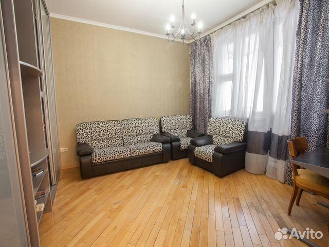 Продается трехкомнатная квартира за 29 800 000 рублей. ул. Академика Анохина, 2 корп. 1.