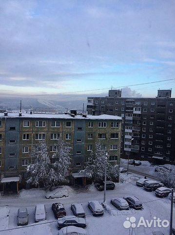 Продается трехкомнатная квартира за 2 608 000 рублей. г Мурманск, ул Аскольдовцев, д 18.