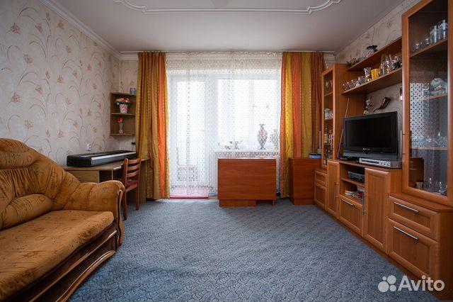 Продается четырехкомнатная квартира за 3 700 000 рублей. ул П.Морозова, 23.
