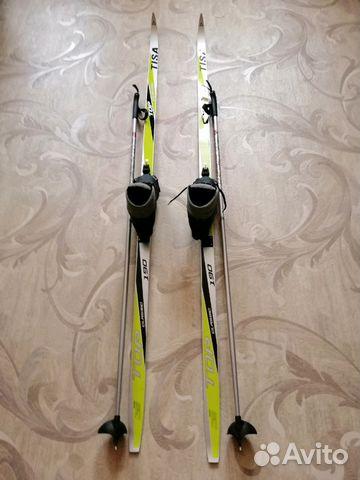 Беговые лыжи купить 1