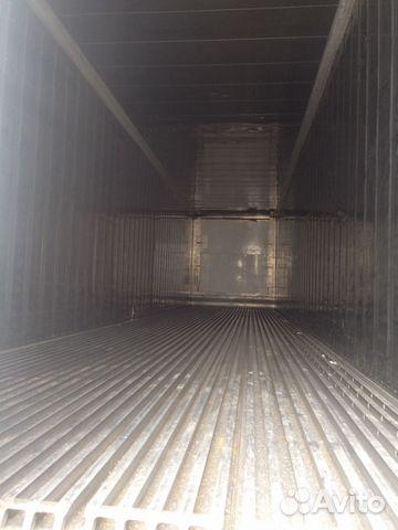 Рефконтейнер Carrier 6299456 ML2 40 футов 2003 год 88003012711 купить 4