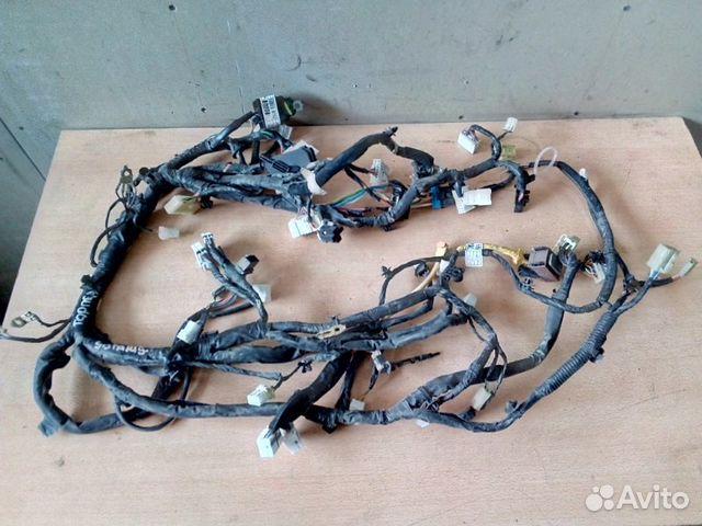 89026196331 Проводка передней консоли (торпедо) Hyundai
