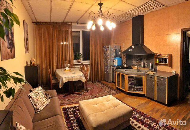 Продается трехкомнатная квартира за 14 500 000 рублей. г Москва, ул Русаковская, д 4 стр 1.