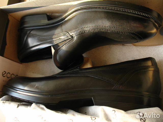 50096f9ae Ecco Lisbon (туфли, новые, размер 45) купить в Нижегородской области ...