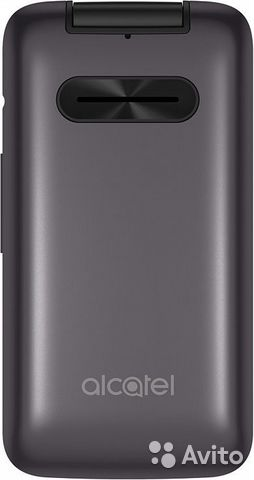 Мобильный телефон Alcatel 3025X, Metallic Gray