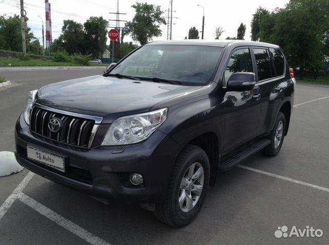 793e612487e6 Toyota Land Cruiser Prado, 2012 купить в Воронежской области на ...