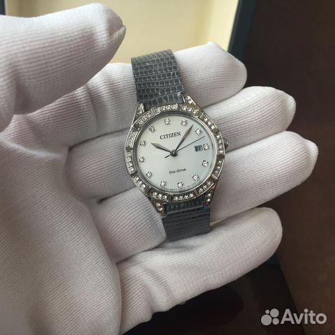 89525003388 Женские наручные часы Citizen Eco-Drive EW2320-55A
