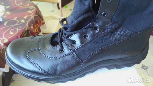 Ботинки легкие высокие омон 89385360054 купить 1
