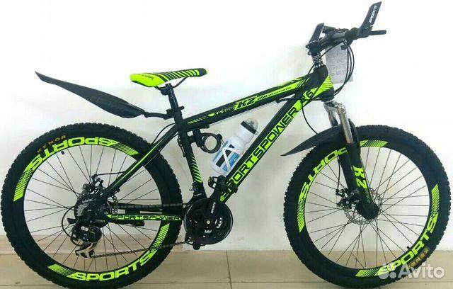 89527559801 Горный велосипед,новый 21 скорость