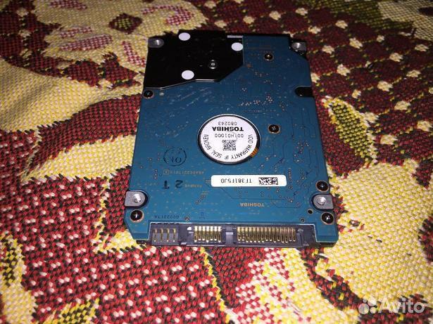Hårddisk för bärbara (SATA) 60 Gb HDD köp 1