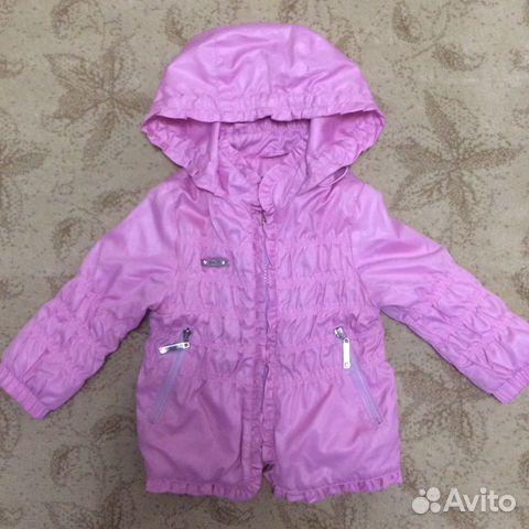 Куртка GnK shop для девочки  89681115309 купить 1