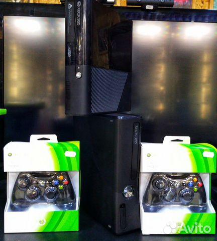 Xbox 360 Slim Elite 250gb Kupit V Novosibirskoj Oblasti Na Avito