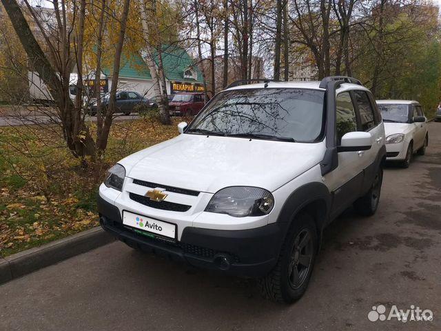 Chevrolet Niva, 2017  89159802773 купить 2