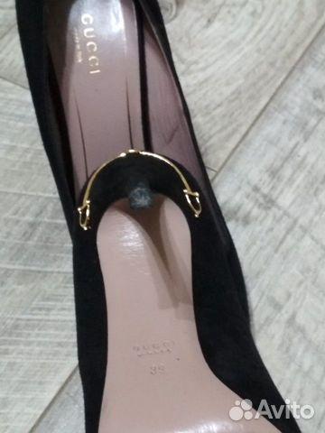 Туфли Gucci  купить 4