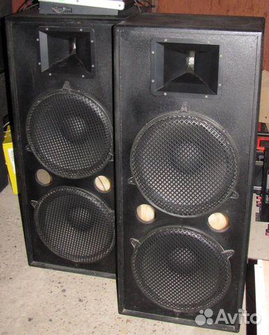 Проф акустика 2000W колонки 2шт Frank Audio 2x15Д 89128899109 купить 2