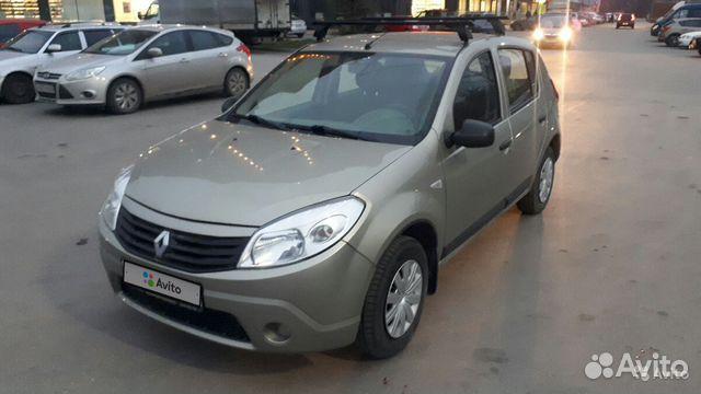 Renault Sandero, 2011  buy 1