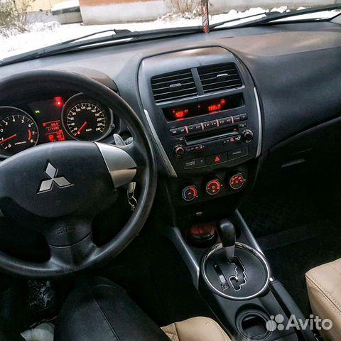 Mitsubishi ASX, 2012 89107408804 купить 7