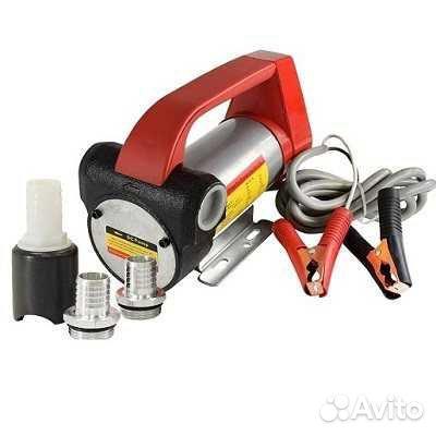 Электронасос для дт (45 л/мин) 12V 89505572877 купить 1