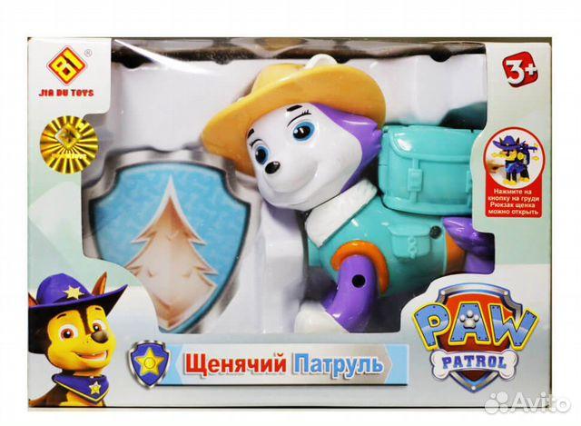 Купить щенячий патруль игрушки в казани