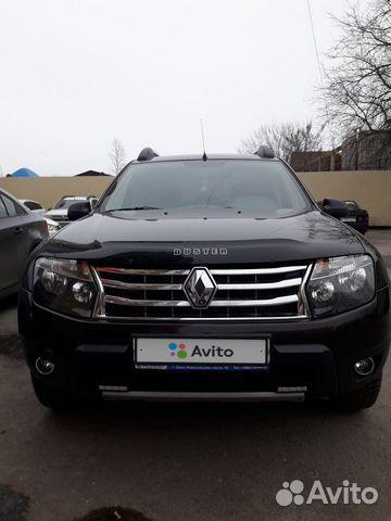 Renault Duster, 2014 89803308130 купить 5