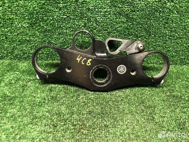 Траверса верхняя Yamaha YZF-R1 R1 07 08 4C8 89831314444 купить 1