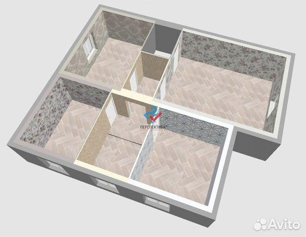 Дом 111.7 м² на участке 5.4 сот. купить 9
