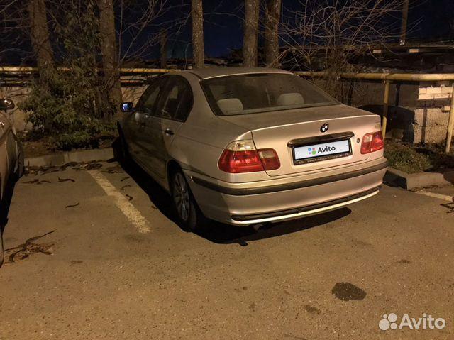 BMW 3 серия, 2000  89682716937 купить 5