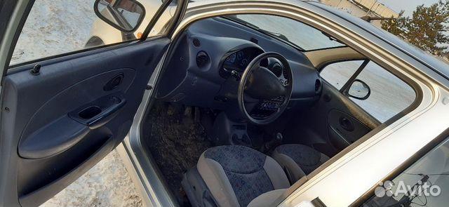 Daewoo Matiz, 2008 купить 10