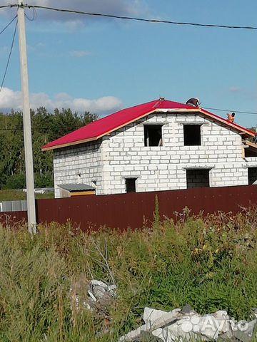 Дом 160 м² на участке 10 сот. 89089193722 купить 3