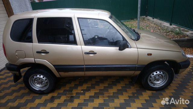 Chevrolet Niva, 2004 89066895819 купить 4