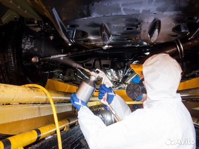 Антакоррозийная обработка автомобилей г. Курган 89195893770 купить 1