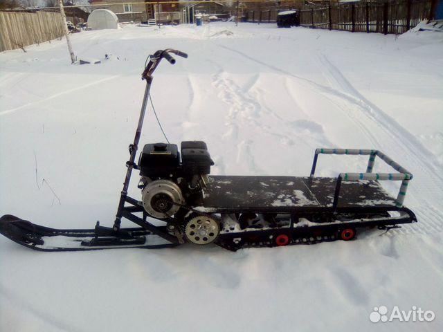 Снегокат 89612434077 купить 1