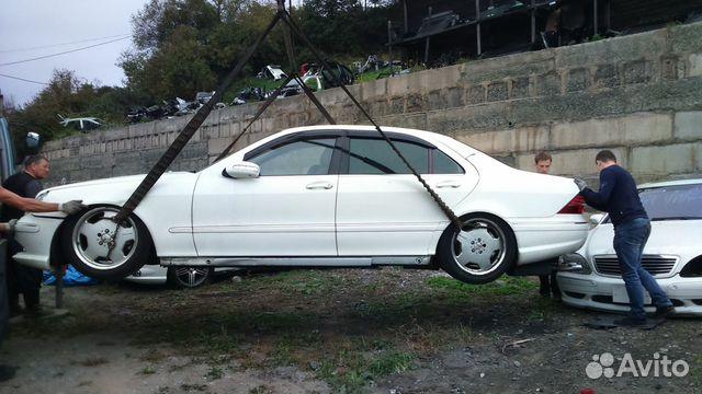 Запчасти на Mercedes-Benz S600L W220 BiTurbo 89143292009 купить 1