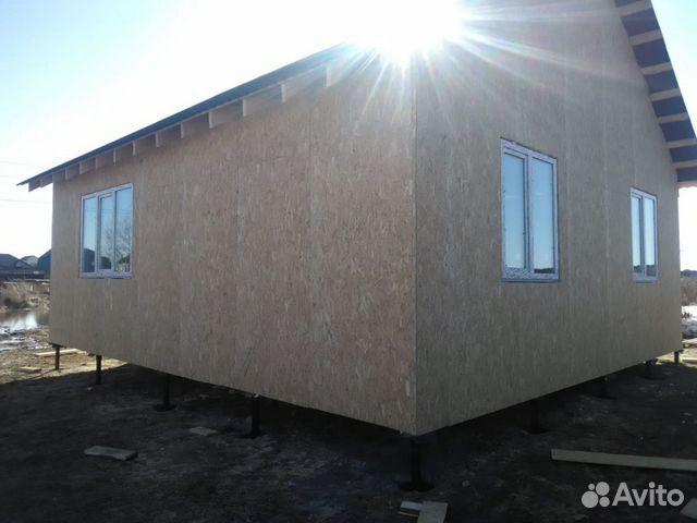Дом 70 м² на участке 10 сот.