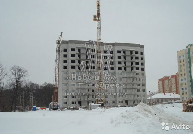 1-к квартира, 43.6 м², 2/10 эт. 89584186418 купить 3