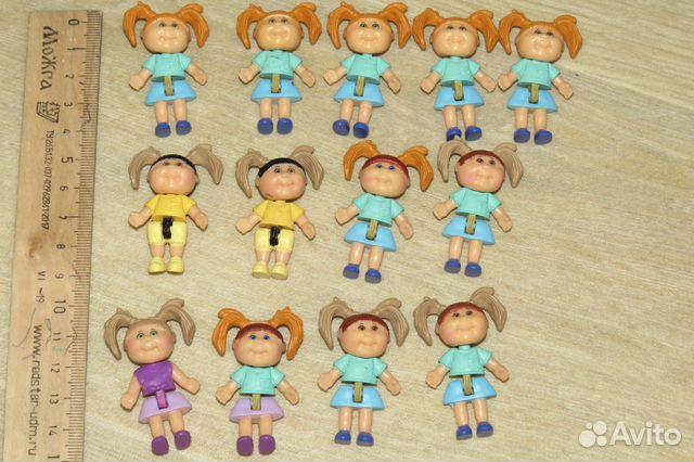Коллекционные куклы Cabbage Patch купить 3