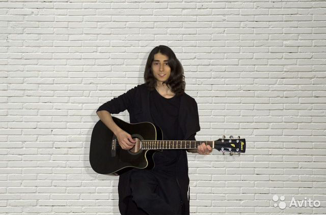 Уроки игры на гитаре 89512743391 купить 1