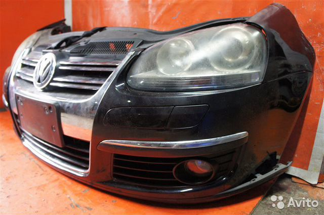 Ноускат Volkswagen Golf 1K1 BWA 2007 89146876050 купить 2