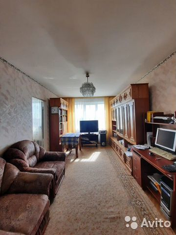 4-к квартира, 74 м², 4/5 эт. купить 1