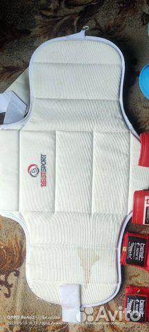 Экипировка для занятия карате подросковое  89050704918 купить 2