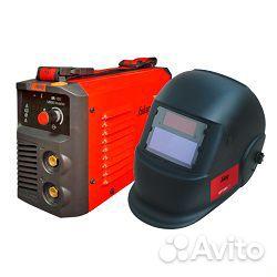 89124002166 Сварочный инвертор fubag IR 160 + маска сварщика 6