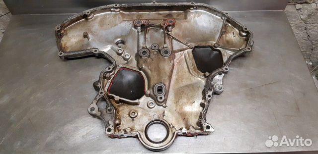 Крышка грм передняя Nissan Maxima A32 VQ30DE 2003  89222902500 купить 2