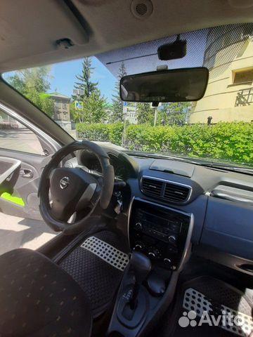 Nissan Terrano, 2015 купить 7