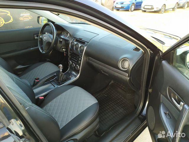 Mazda 6, 2006 89115490305 купить 10