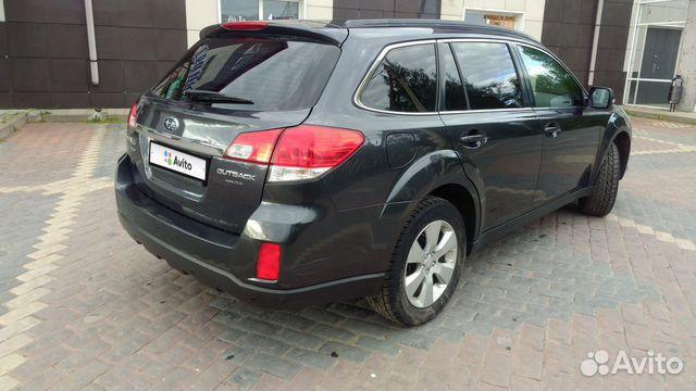 Subaru Outback, 2011 89386663275 купить 4